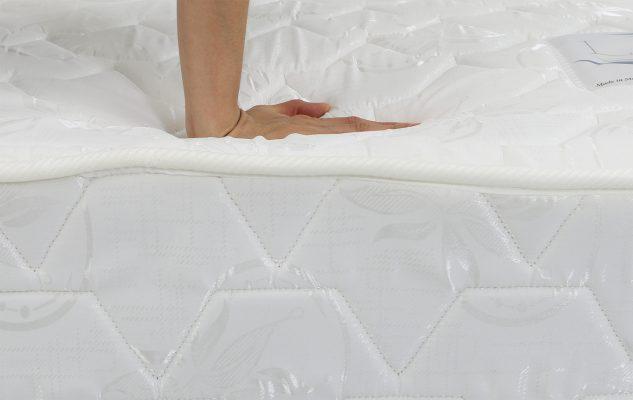 تشک تخت دو نفره با فنر منفصل